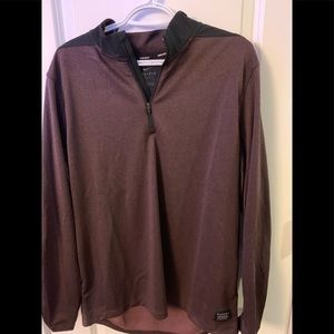 Nike Golf Pullover Maroon Color NEW WITHOUT TAGS